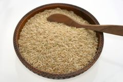 Basmati rice Stock Photography