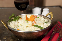 Free Basmati Rice With Moong Dhal Stock Photos - 14821113