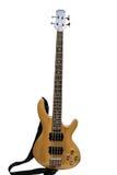 basowa gitara Obraz Royalty Free