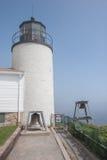 Basowa schronienie głowy latarnia morska Zdjęcia Stock