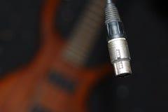 basowej gitary prymka Zdjęcia Royalty Free
