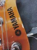 Basowy Yamaha Zdjęcie Stock
