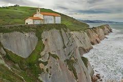 Basque Coast Stock Image