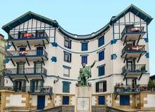 Basque country. Elcano Royalty Free Stock Image