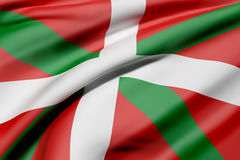 Basque Country flag Royalty Free Stock Photography