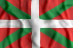 Basque Country flag Royalty Free Stock Photos