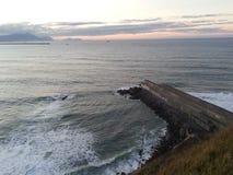 Basque country seaside Royalty Free Stock Photos