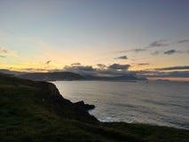 Basque country seaside Stock Photo