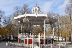basque vitoria för park för landsflorida gasteiz Arkivbild