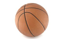 Basquetebol Imagem de Stock Royalty Free