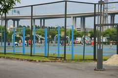 Basquetebol Fotografia de Stock Royalty Free