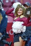 2014 basquetebol do NCAA - elogio/dança Fotografia de Stock