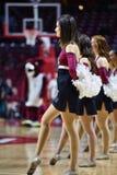 2014 basquetebol do NCAA - elogio/dança Fotos de Stock