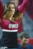 2014 basquetebol do NCAA - elogio/dança Imagem de Stock Royalty Free