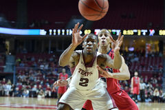 2014 basquetebol do NCAA - 5 grandes Fotografia de Stock