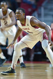 2014 basquetebol do NCAA - 5 grandes Fotos de Stock Royalty Free