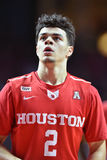 2016 basquetebol do NCAA - Houston no templo Fotografia de Stock