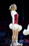 2014 basquetebol do NCAA - pelotão do espírito Fotos de Stock