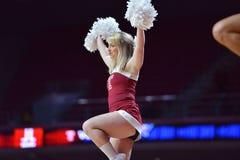 2015 basquetebol do NCAA - templo-Bucknell do Rd da LÊNDEA primeiro Imagem de Stock Royalty Free