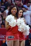 2015 basquetebol do NCAA - Templo-Cincinnati Imagem de Stock