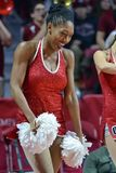 2015 basquetebol do NCAA - Templo-Cincinnati Imagem de Stock Royalty Free