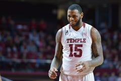 2015 basquetebol do NCAA - Templo-ECU Fotos de Stock