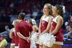 2015 basquetebol do NCAA - templo-Tulane Imagem de Stock Royalty Free