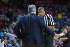 2015 basquetebol do NCAA - templo-Tulane Imagens de Stock