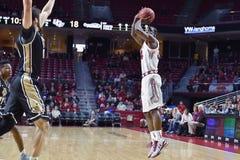 2015 basquetebol do NCAA - templo - UCF Imagens de Stock Royalty Free