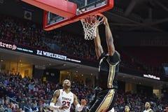 2015 basquetebol do NCAA - templo - UCF Imagem de Stock