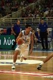 Basquetebol internacional de FIBA, Greece contra Serbia, Fotografia de Stock