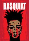 Basquiat 2 Royalty Free Stock Photos