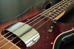Bass Body Royalty Free Stock Photography