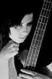 Bass Chick Stock Photography