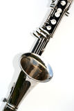 Bass Clarinet Royalty Free Stock Photo