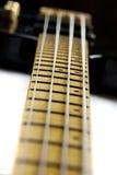 Bass. Details of the musical instrument bass Stock Photos