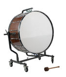 Bass drum royalty free stock photos