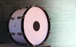 Bass Drum Stock Foto's