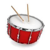 Bass drum Royalty Free Stock Photography