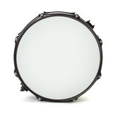 Bass Drum Isolated On White Stock Photos