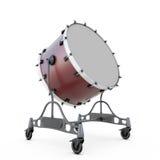 Bass drum Stock Image
