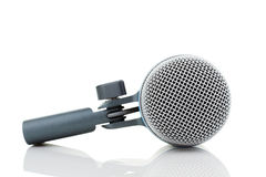 Bass Drum Microphone Royalty Free Stock Photos