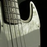 Bass Guitar 2 royalty free stock photography