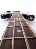 Bass Guitar. Fender Jazz Bass electric guitar Royalty Free Stock Image