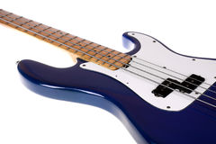 Bass guitar Stock Photography