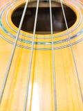 Bass Guitar, akoestische Baarzen Stock Foto's