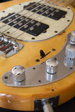 Bass guitar. Bass gutar Instrument that provides a low voice Royalty Free Stock Photography
