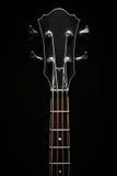 Bass guitar head Royalty Free Stock Photography