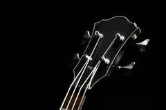 Bass guitar head Stock Photos