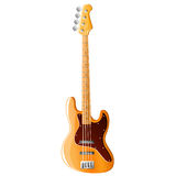 Bass guitar,  illustration Royalty Free Stock Photo